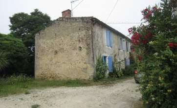 Maison en pierre à rafraîchir